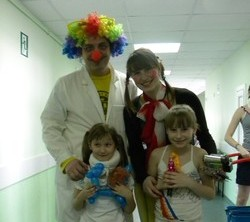 Смехотерапия в Тольятти
