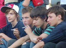 Как бороться с подростковым курением?