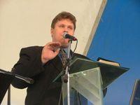 Проповедник Павел Бегичев
