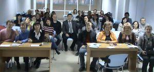 Первый выпуск курсов семейной психологии и педагогиги в Самаре