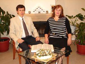 Семейные психологи Михаил и Надежда Телеповы